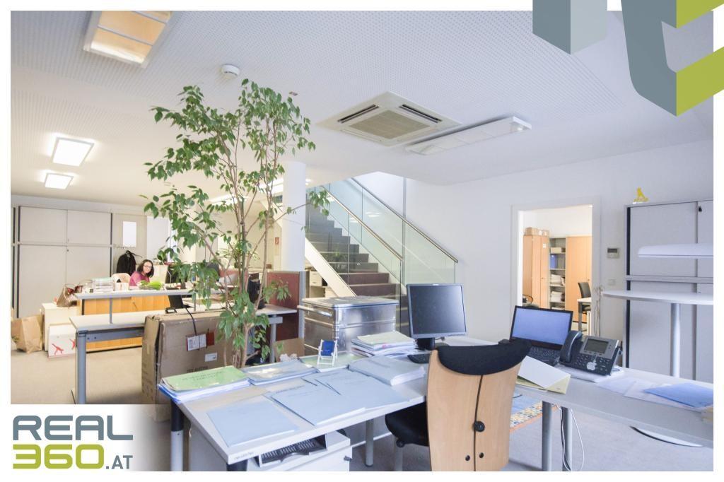 2-geschoßige Bürofläche IV