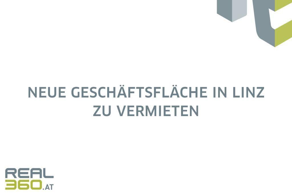 Neue Geschäftsfläche in Linz zu vermieten