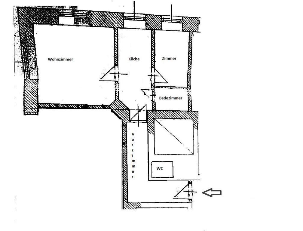 Schicke 2-Zimmer-Altbauwohnung in schöner Lage /  / 1120Wien / Bild 0