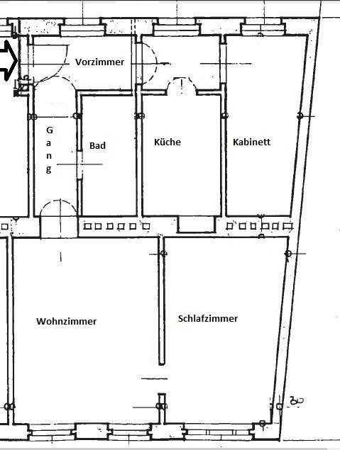 Sehr gut aufgeteilte 3-Zimmer Eigentumswohnung /  / 1120Wien / Bild 2