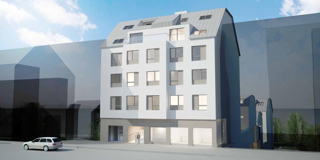 jpgcnt ---- Wunderschöne Aussicht! Luxuriöses Penthouse mit 2 Terrassen am Baumgartner -Casino- Park! /  / 1140Wien / Bild 2