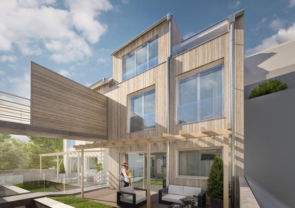 jpgcnt ---- Wunderschöne Aussicht! Luxuriöses Penthouse mit 2 Terrassen am Baumgartner -Casino- Park! /  / 1140Wien / Bild 5