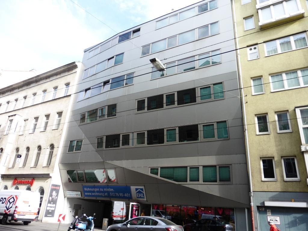 Top-moderne, sehr ruhige 1-Zi-Neubauwohnung mit Loggia /  / 1070Wien / Bild 4
