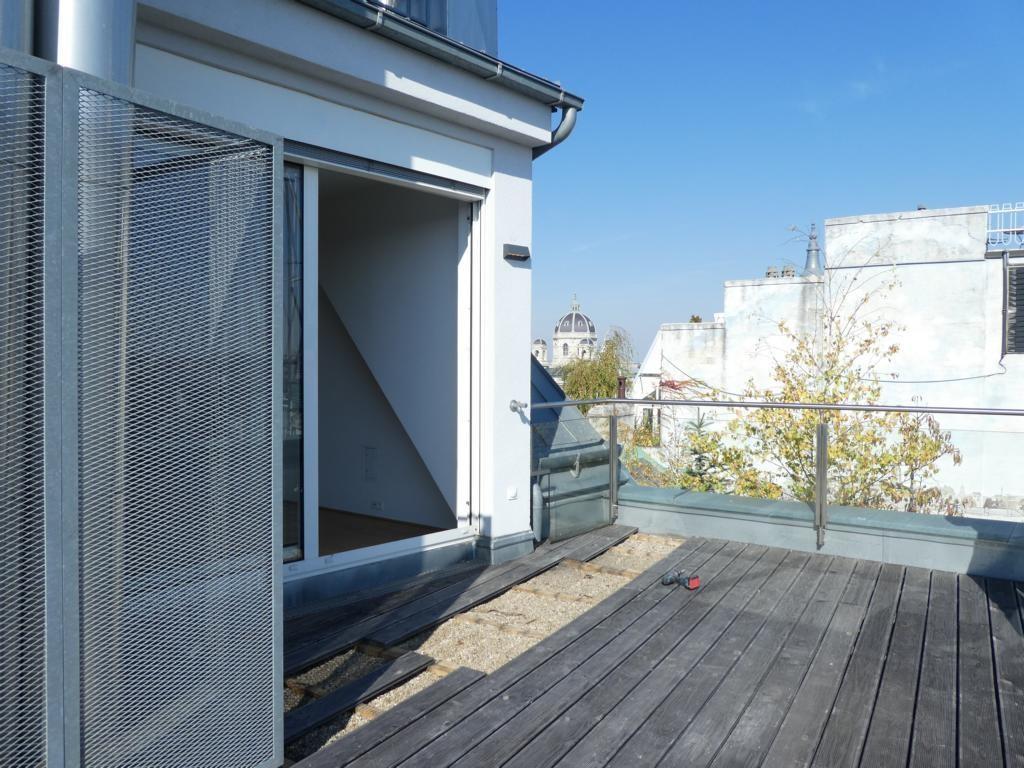 Mega-Terrassen-Wohnung in toller Lage: Mariahilfer Straße! /  / 1060Wien / Bild 2