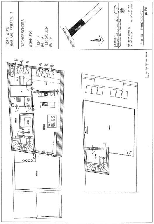 Mega-Terrassen-Wohnung in toller Lage: Mariahilfer Straße! /  / 1060Wien / Bild 12