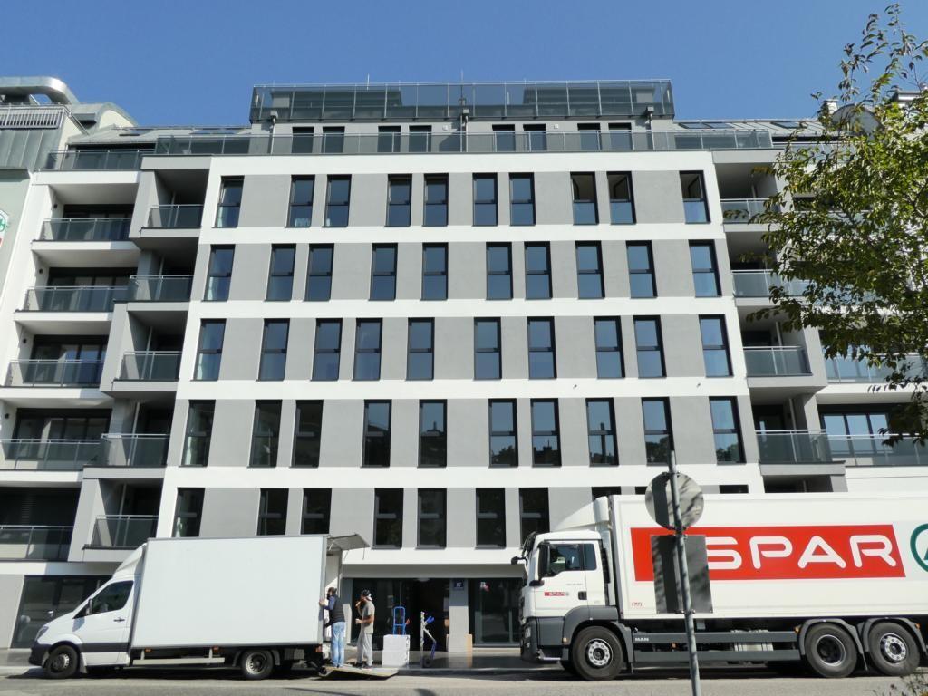 ERSTBEZUG: Brandneue 2-Zimmer-Wohnung mit 9m² BALKON /  / 1030Wien / Bild 1