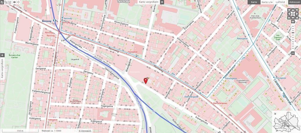 ERSTBEZUG: Brandneue 2-Zimmer-Wohnung mit 9m² BALKON /  / 1030Wien / Bild 4