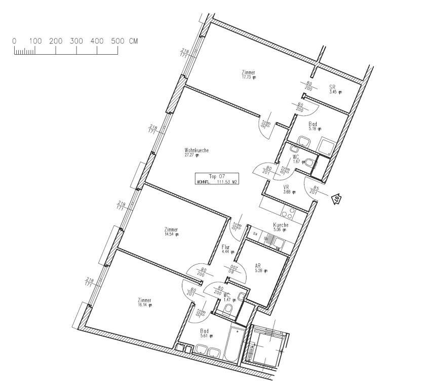 jpgcnt ---- Top aufgeteilte 4-Zimmer Neubauwohnung mit Top-Ausstattung! /  / 1090Wien / Bild 2