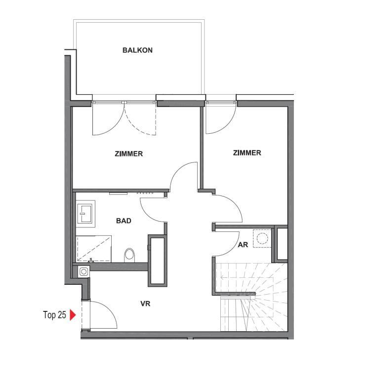 """jpgcnt ---- 4 Zimmer Terrassenwohnung nahe """"Mariahilfer-Einkaufsmeile"""" /  / 1070Wien / Bild 8"""
