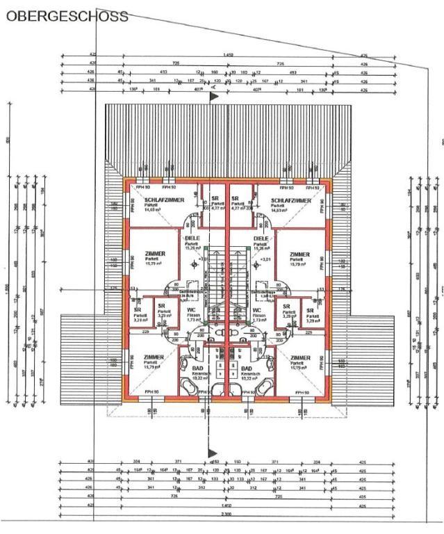 Exquisite Doppelhaushälfte, modern, in sonniger Ruhelage /  / 2214Auersthal / Bild 1