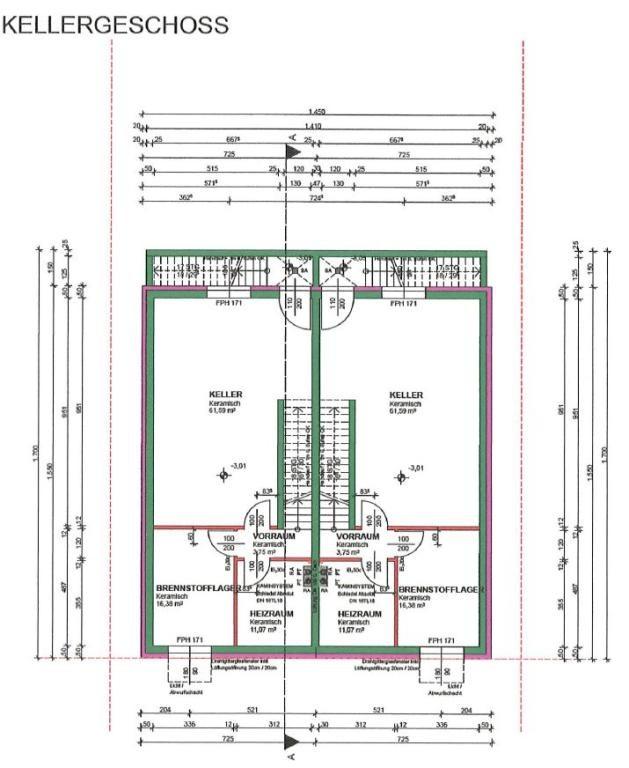 Exquisite Doppelhaushälfte, modern, in sonniger Ruhelage /  / 2214Auersthal / Bild 4