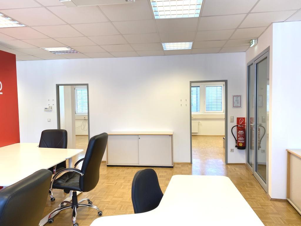 Innenansicht Büroeinheit