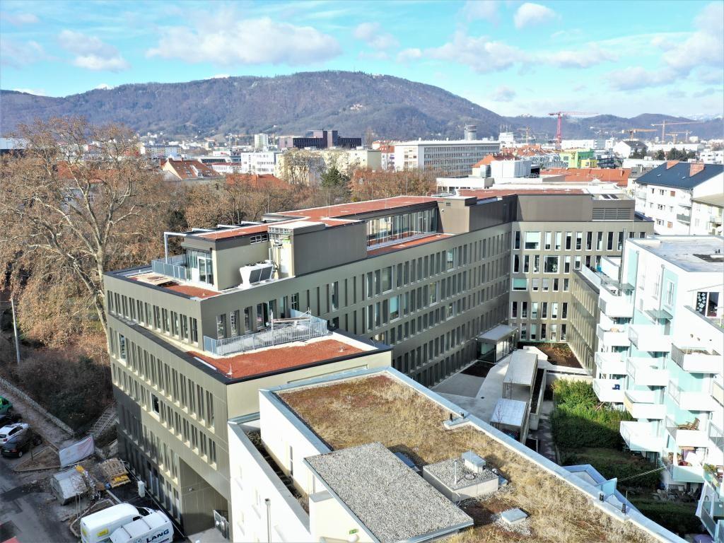 Aussenansicht Campus