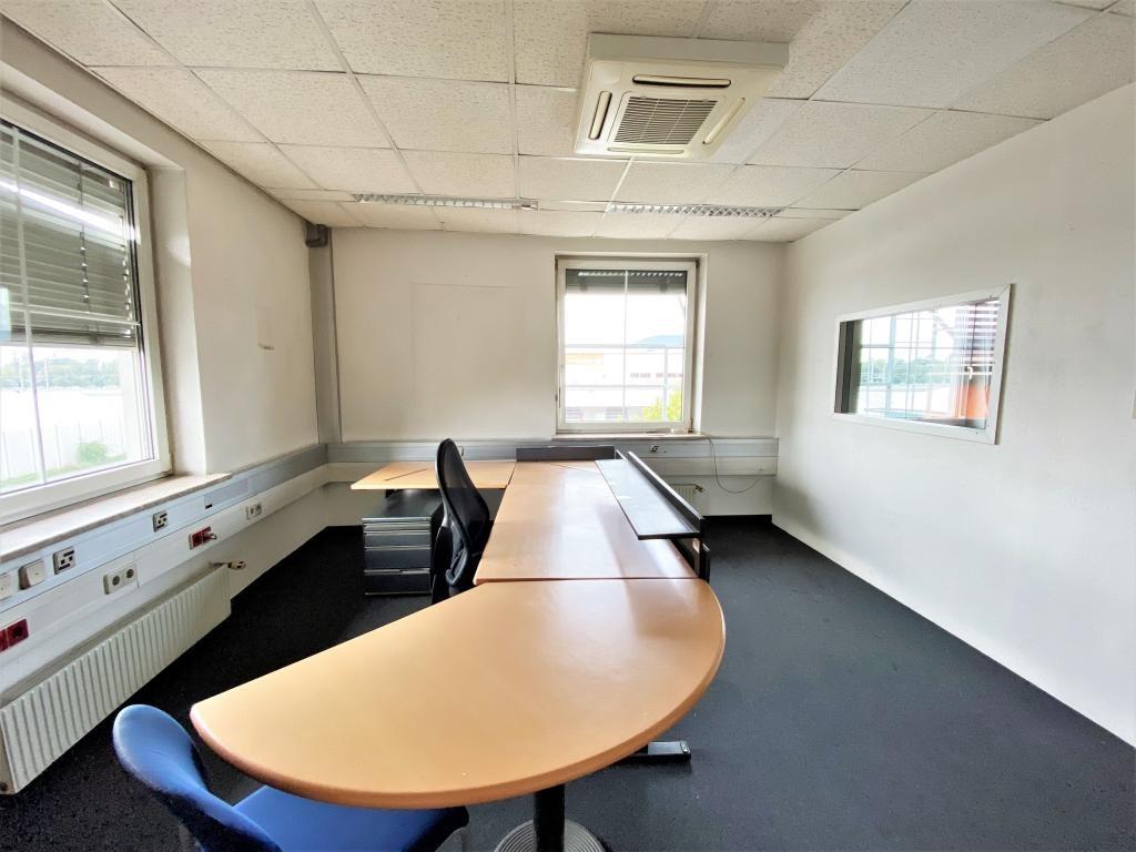 Innenansicht Büroflächen Bauteil 1+2