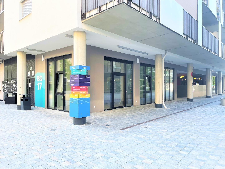 Geschäftsfläche Hillebrand - Bauabschnitt 02