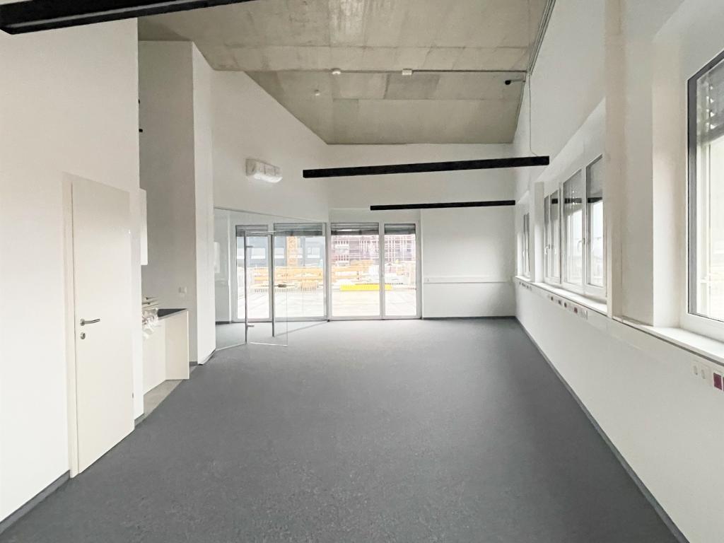 Büroflächen Beispiel Vollausbau