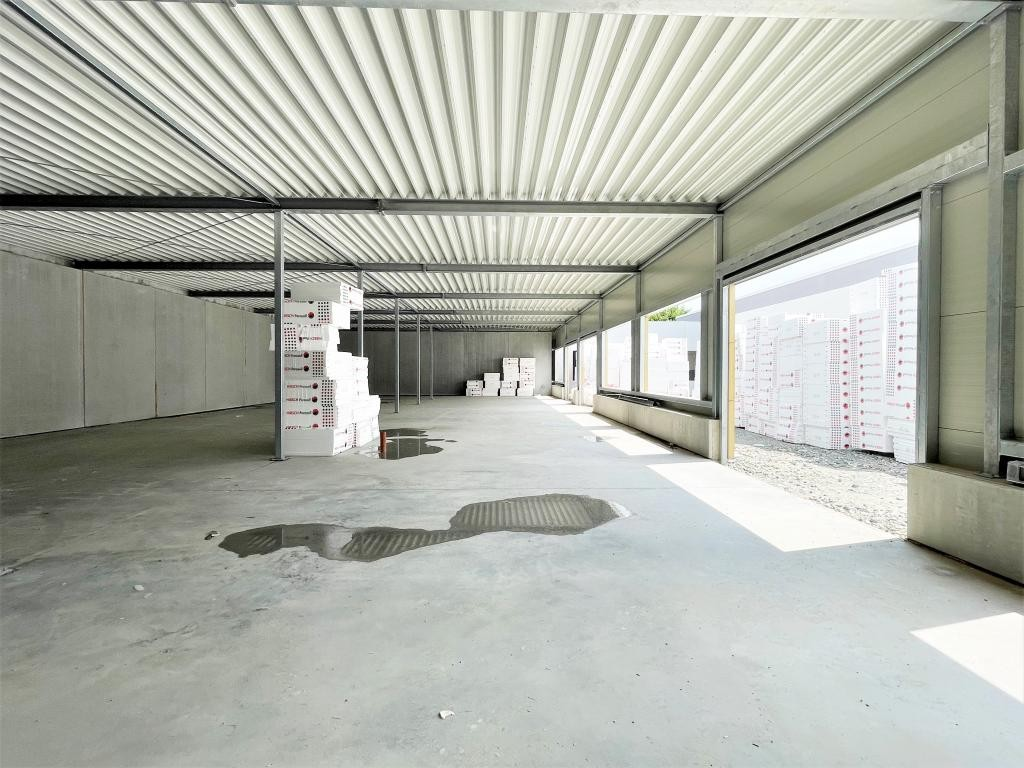Neubau-Halle Süd A - Baufortschritt 06/2021