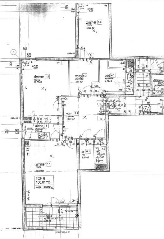 jpgcnt ---- moderne Eigentumswohnung mit westseitigem Balkon, absolute Ruhelage /  / 1160Wien / Bild 6