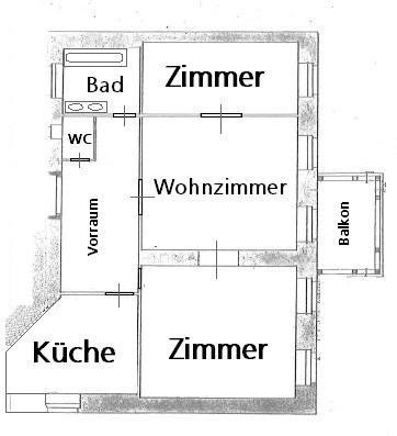jpgcnt ---- renovierte Altbauwohnung mit Terrasse - Grünblick /  / 1190Wien / Bild 1