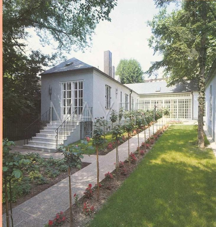 entzückendes Altwienerhaus mit riesigem Garten /  / 1190Wien / Bild 3
