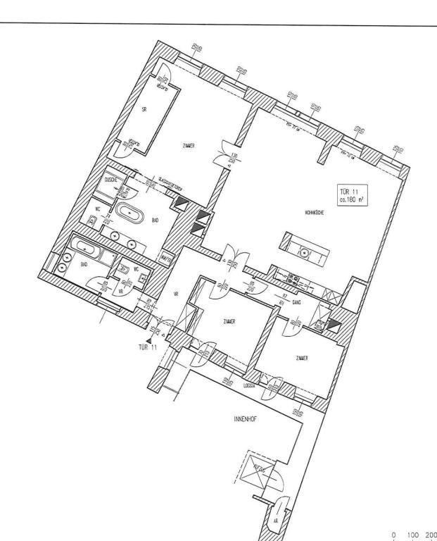 jpgcnt ---- exklusive Altbauwohnung in bester Innenstadtlage, unbefristet /  / 1010Wien / Bild 3