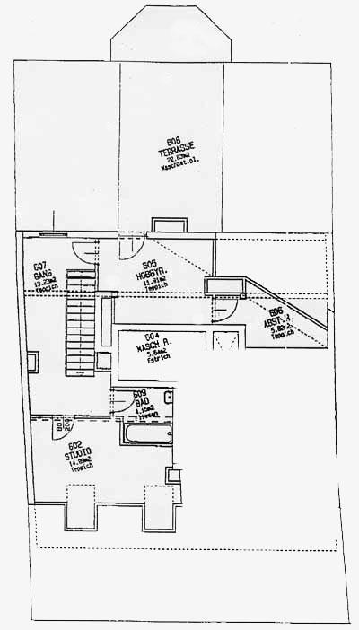 möblierte Dachterrassenwohnung ALL IN MIETE /  / 1020Wien / Bild 1