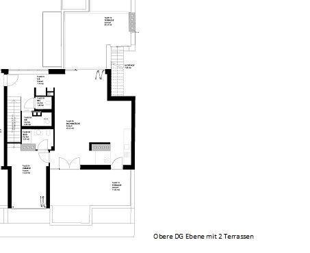 jpgcnt ---- Dachgeschossmaisonette mit 3 Terrassen süd- und hofseitig in Jahrhundertwendehaus /  / 1020Wien / Bild 0