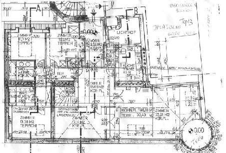 Dachgeschoßwohnung mit großer, uneinsehbarer Terrasse in prachtvollen Jahrhundertwendehaus /  / 1030Wien / Bild 4