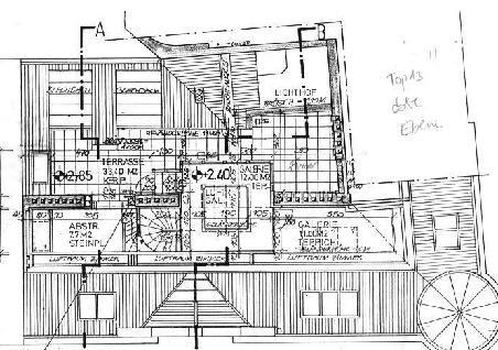 Dachgeschoßwohnung mit großer, uneinsehbarer Terrasse in prachtvollen Jahrhundertwendehaus /  / 1030Wien / Bild 5