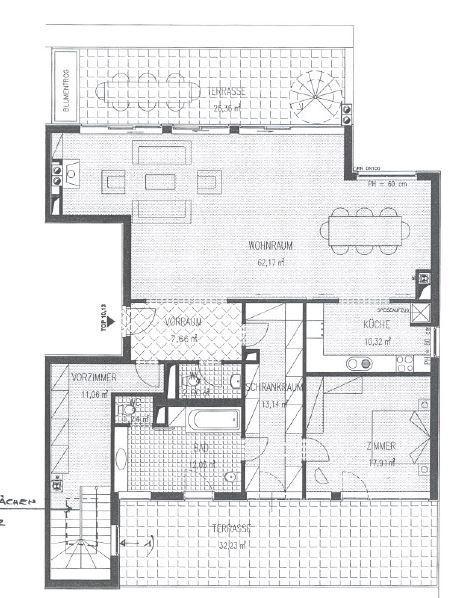 Penthouse mit Terrasse und Privatpool /  / 1180Wien / Bild 9