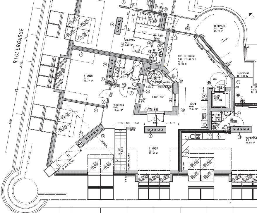 exklusives Penthouse mit Terrasse /  / 1180Wien / Bild 1