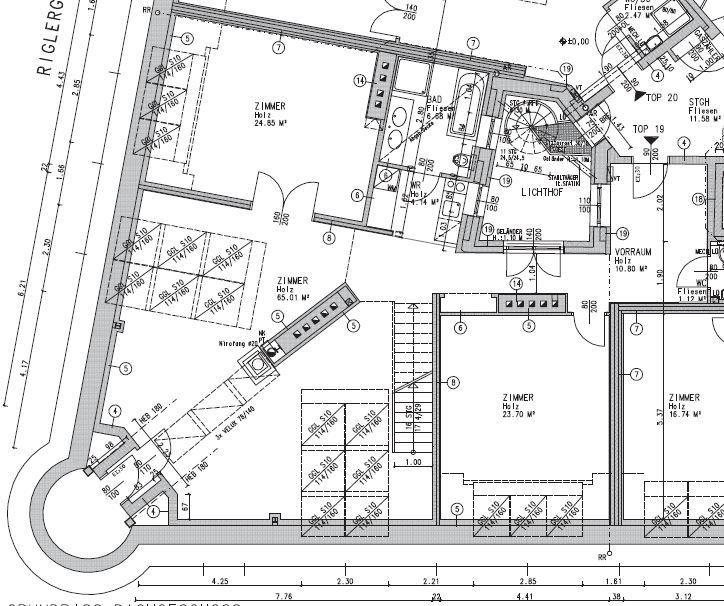 exklusives Penthouse mit Terrasse /  / 1180Wien / Bild 2