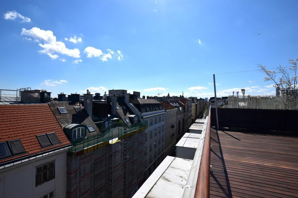 Design DG-Wohnung mit Dachterrasse und Fernblick /  / 1070Wien / Bild 3