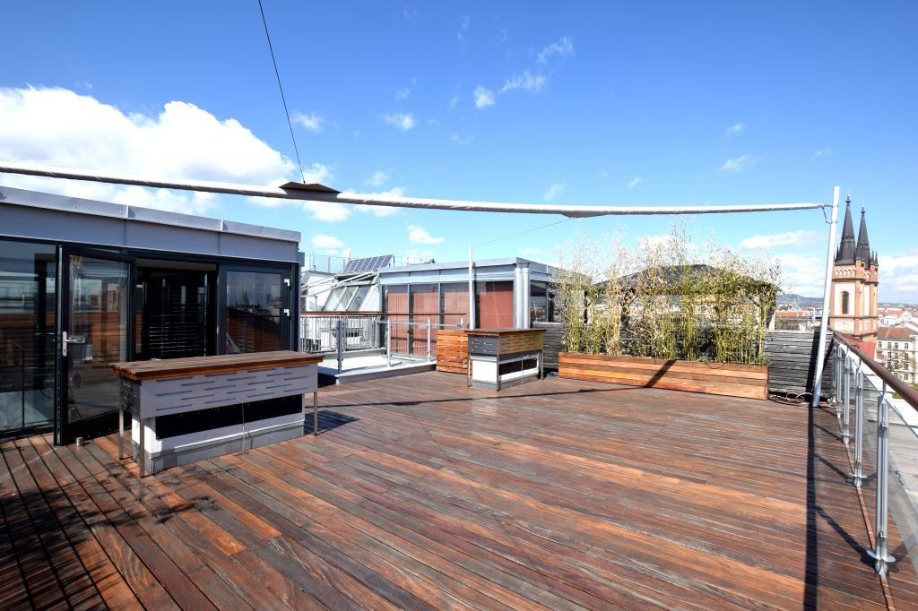Design DG-Wohnung mit Dachterrasse und Fernblick /  / 1070Wien / Bild 4