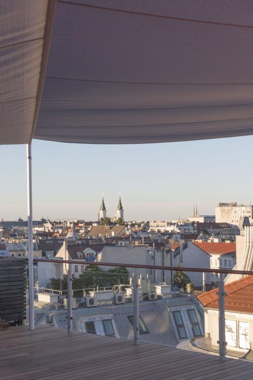 Design DG-Wohnung mit Dachterrasse und Fernblick /  / 1070Wien / Bild 10