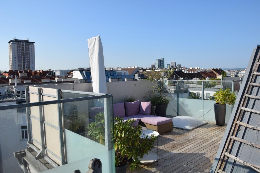 jpgcnt ---- Penthouse - Dachterrasse mit 360° Rundblick /  / 1050Wien / Bild 0