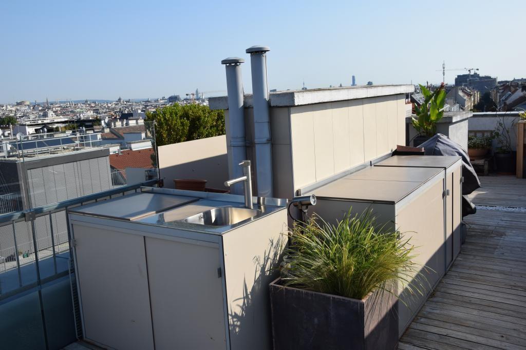jpgcnt ---- Penthouse - Dachterrasse mit 360° Rundblick /  / 1050Wien / Bild 1