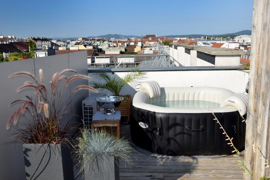 jpgcnt ---- Penthouse - Dachterrasse mit 360° Rundblick /  / 1050Wien / Bild 3