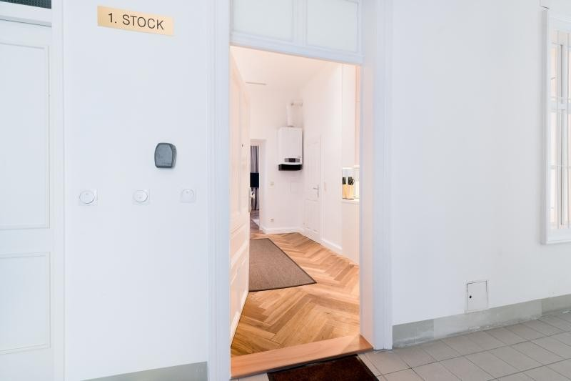 DESIGN-MÖBLIERTE STUDIO - CHARMING VIENNA FURNISHED APARTMENT /  / 1090Wien / Bild 13