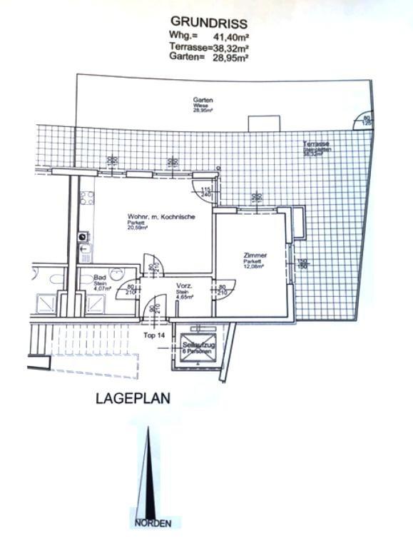 jpgcnt ---- Gartenwohnung mit Terrasse und Swimmingpool /  / 1190Wien, Döbling / Bild 1