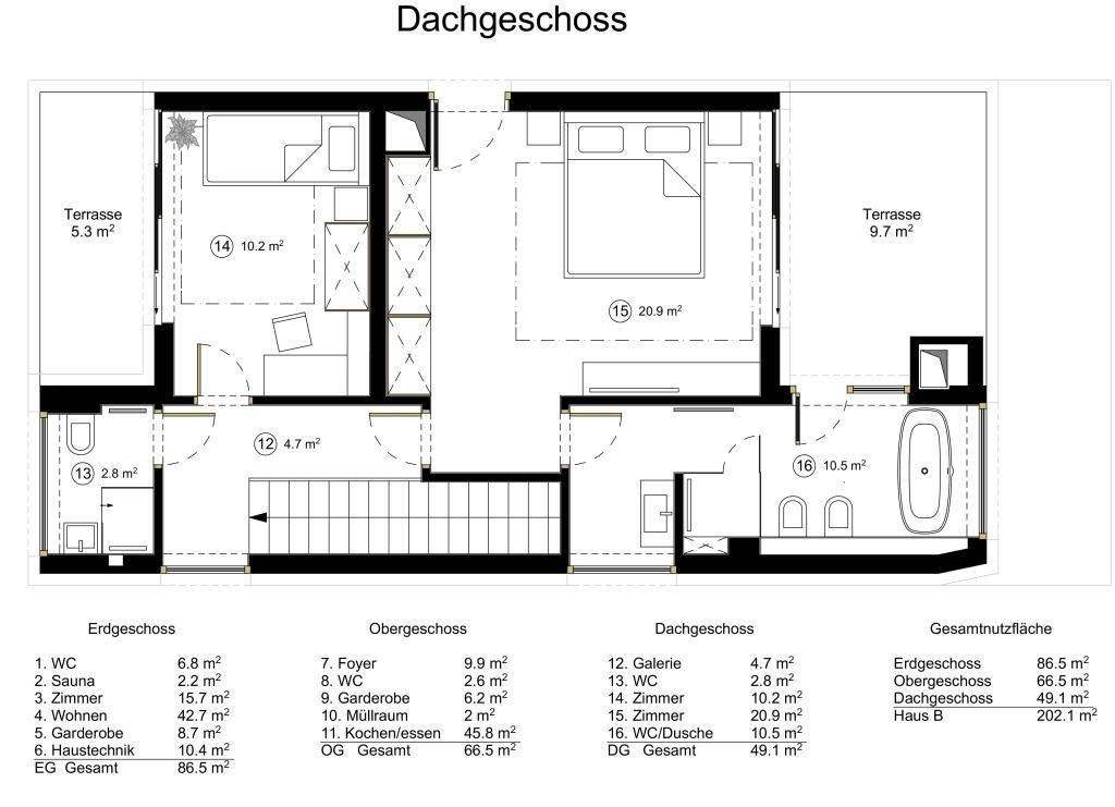 jpgcnt ---- Einfamilien Villa mit Pool /  / 1190Wien, Döbling / Bild 4