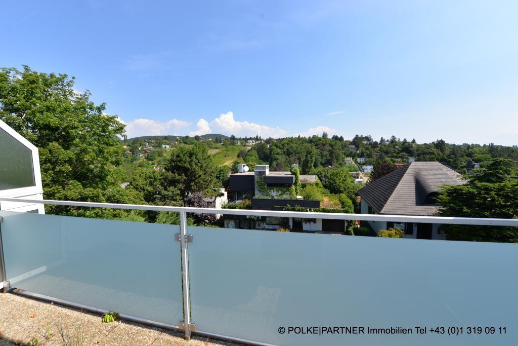 REIHENHAUS MIT HERRLICHEM AUSBLICK | EIGENGARTEN | BALKONS & TERRASSE | IN RUHIGER SACKGASSE /  / 1190Wien / Bild 5