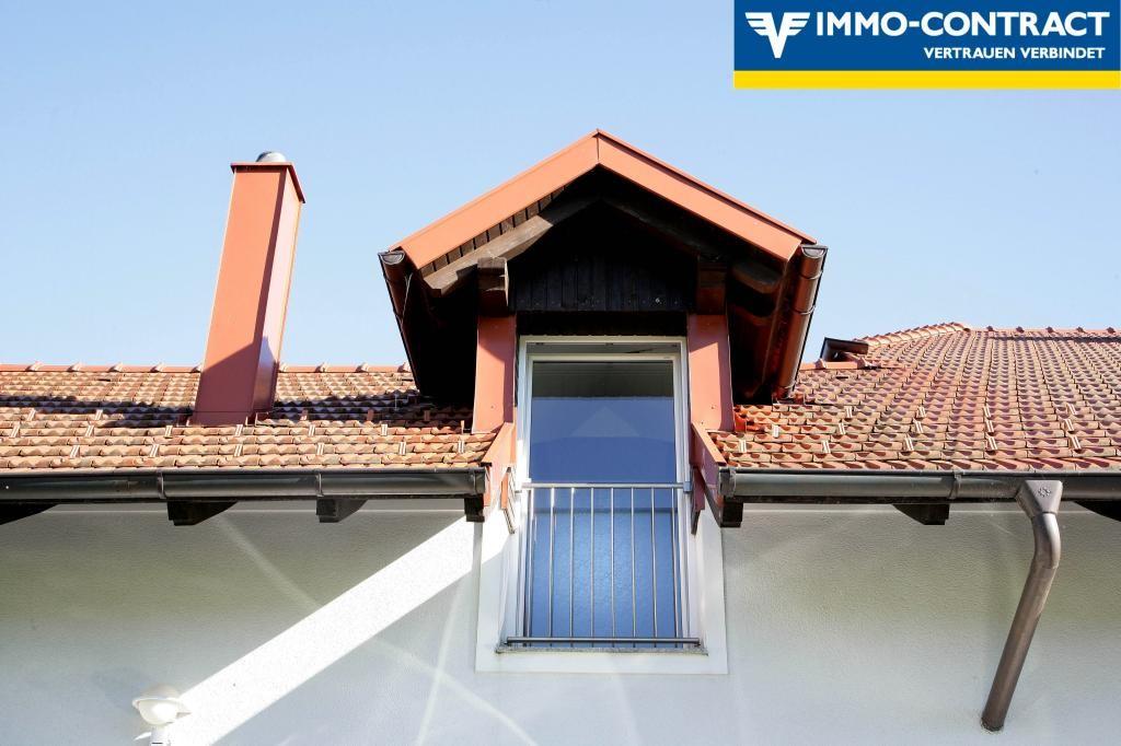 Exklusive Dachgeschosswohnung in Aussichtslage /  / 4084St. Agatha / Bild 8