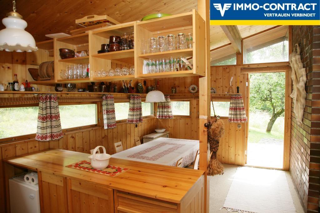 Wochenendhaus mit größzügigem Baugrund /  / 4181Oberneukirchen / Bild 1