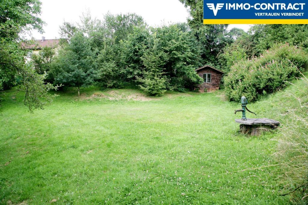 Wochenendhaus mit größzügigem Baugrund /  / 4181Oberneukirchen / Bild 2
