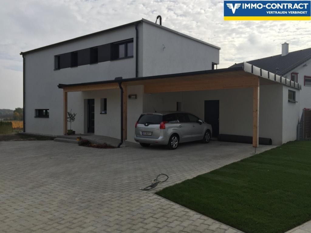 St. Ulrich bei Steyr - Modernes Passiv-Haus in ruhiger Lage! Neubauprojekt!