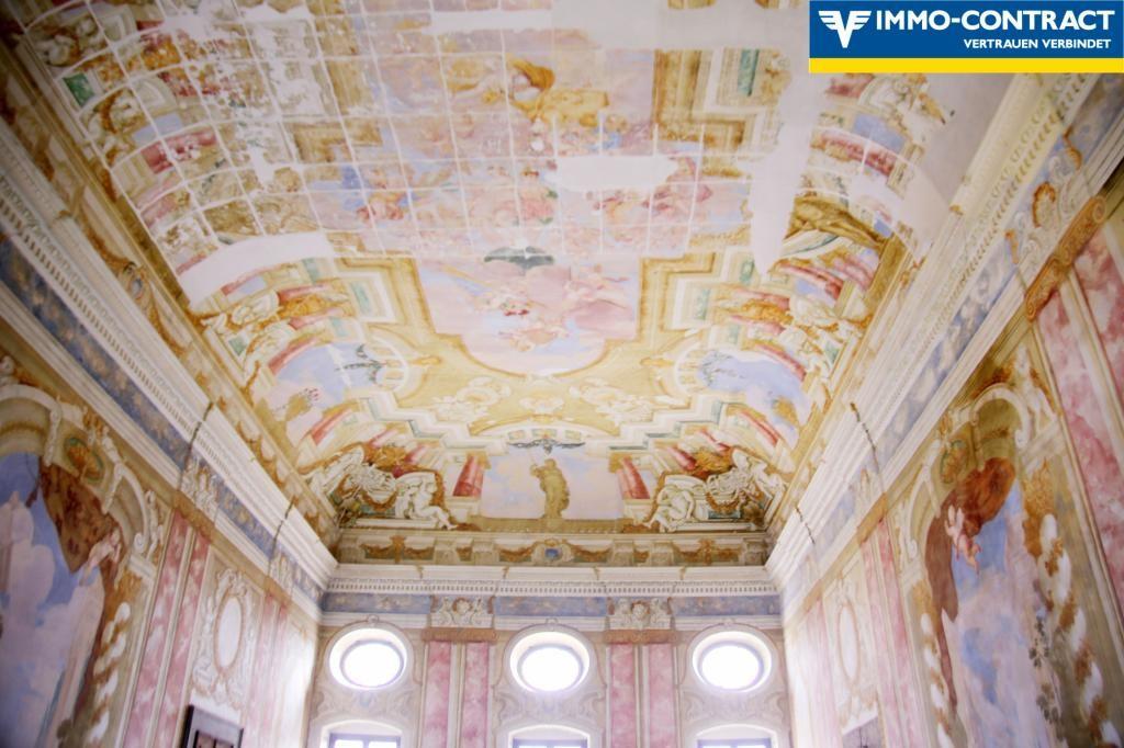 Barockes Wasserschloss Nähe Ried /  / 4971Aurolzmünster / Bild 9