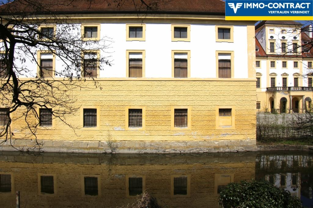 Barockes Wasserschloss Nähe Ried /  / 4971Aurolzmünster / Bild 13