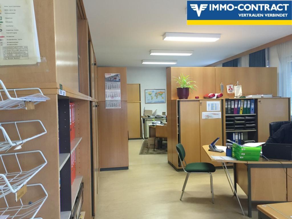 Backsteingebäude: Lager-, Produktions- und Freiflächen, extra Bürohaus /  / 2552Hirtenberg / Bild 0