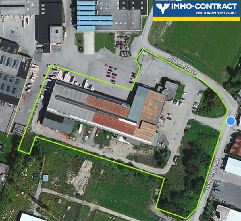 Backsteingebäude: Lager-, Produktions- und Freiflächen, extra Bürohaus /  / 2552Hirtenberg / Bild 5